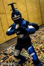 Blue Beet from Beetleborgs worn by Landonardo