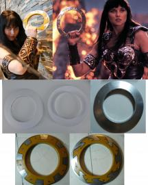 Xena from Xena: Warrior Princess