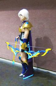 Ashe from League of Legends worn by POOTERS