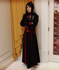 Yu Kanda from D. Gray-Man worn by POOTERS