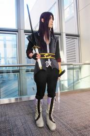 Yuri Lowell from Tales of Vesperia worn by POOTERS