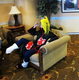 Deidara from Naruto Shippūden worn by POOTERS
