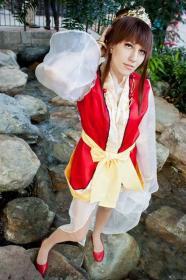 Miaka Yuuki from Fushigi Yuugi worn by Sugar Blossom