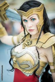 Wonder Woman from Injustice : Gods Among Us worn by LadyLemon