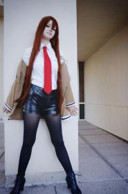 Kurisu Makise from Steins;Gate
