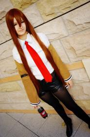 Kurisu Makise from Steins;Gate worn by Letho