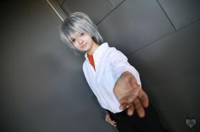 Kaworu Nagisa from Neon Genesis Evangelion worn by Letho