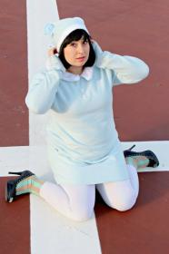 Daiya Higashikata from JoJolion worn by Lucia Lawliet