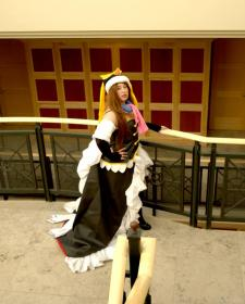 Princess of Crystal from Mawaru Penguindrum worn by Lucia Lawliet
