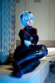 Rei Ayanami from Evangelion 3.0 worn by dersite