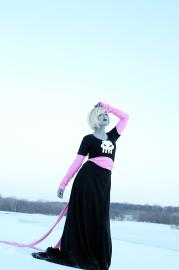 Rose Lalonde from MS Paint Adventures / Homestuck worn by dersite