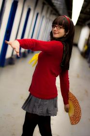 Yukiko Amagi from Persona 4 worn by Miss Messy Mia