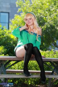 Sheryl Nome from Macross Frontier worn by Miss Messy Mia