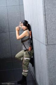 Lara Croft from Tomb Raider worn by Reiko Murakami