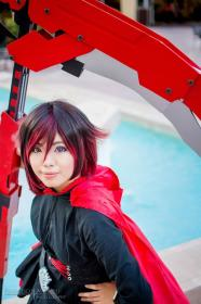Ruby from RWBY worn by xXSnowFrostXx