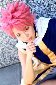 Natsu Dragneel from Fairy Tail worn by xXSnowFrostXx