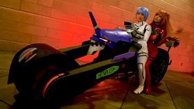 Asuka Langley Sohryu from Neon Genesis Evangelion worn by xXSnowFrostXx