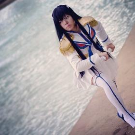 Kiryuuin Satsuki from Kill la Kill by xXSnowFrostXx