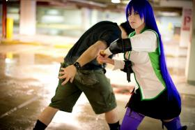 Busujima Saeko from Highschool of the Dead worn by Lyssala
