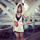 San from Princess Mononoke worn by sennachanel