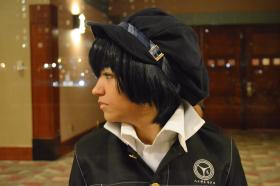Naoto Shirogane from Persona 4 worn by M. Imari