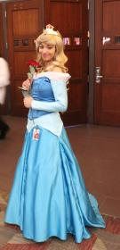 Princess Aurora from Sleeping Beauty worn by M. Imari
