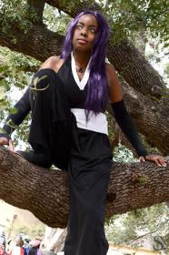 Yoruichi Shihouin from Bleach worn by Omega Kitten