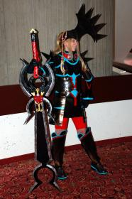 Rikku from Final Fantasy X-2 worn by Melima