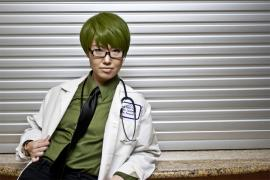Shintarou Midorima from Kuroko's Basketball worn by Chika