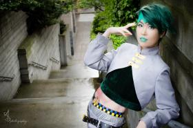 Kishibe Rohan from Jojo's Bizarre Adventure  by Chika