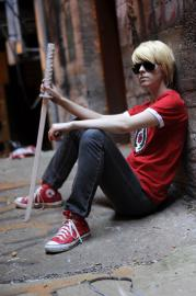 Dave Strider from MS Paint Adventures / Homestuck worn by Shinjaninja