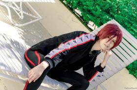 Rin Matsuoka from Free! - Iwatobi Swim Club worn by Shinjaninja