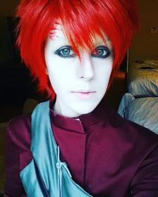 Gaara from Naruto Shippūden worn by Shinjaninja
