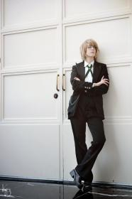 Byakuya Togami from Dangan Ronpa worn by Shinjaninja