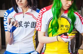 Jinpachi Toudou from Yowamushi Pedal worn by Shinjaninja