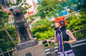 Neku Sakuraba from The World Ends With You  by Shinjaninja