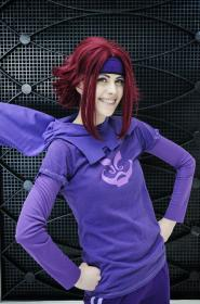 Kallen Stadtfeld from Code Geass worn by Shinjaninja