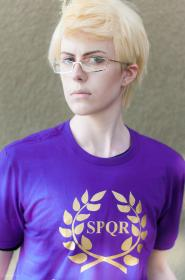 Jason Grace from Percy Jackson and the Olympians worn by Shinjaninja