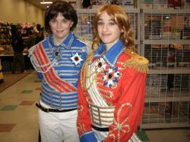 Oscar Francois from Takarazuka: Rose of Versailles worn by Cortney
