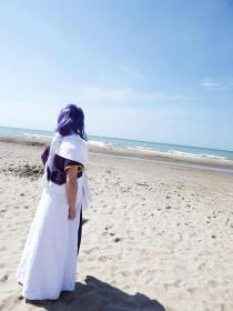 Sinbad from Magi Labyrinth of Magic worn by Samaru