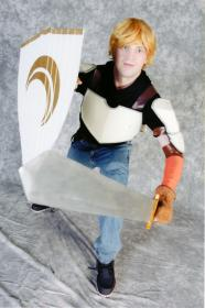 Jaune Arc from RWBY worn by Samaru