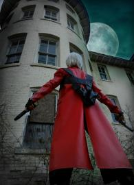 Dante from Devil May Cry 3 worn by DanteIsAGenius