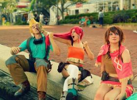 Bellows from Gargantia on the Verdurous Planet worn by KO Cosplay