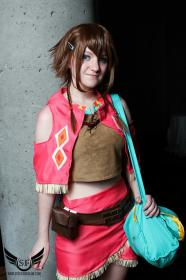 Amy from Gargantia on the Verdurous Planet