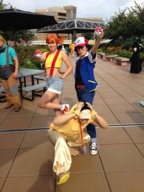 Psyduck from Pokemon worn by Joepool