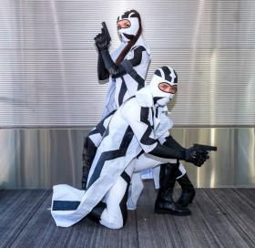 Fantomex from Marvel Comics worn by Joepool