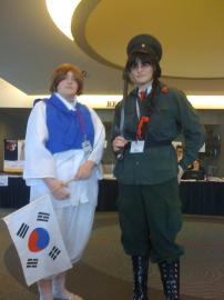 Korea / Im Yong Soo from Axis Powers Hetalia