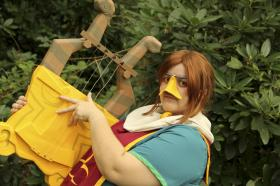Medli from Legend of Zelda: The Wind Waker by Checkers
