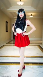 Sailor Mars worn by Fushicho
