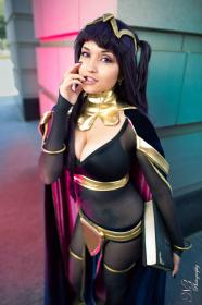 Tharja from Fire Emblem: Awakening by Fushicho